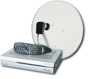 Спутниковое ТВ в Алматы . Настройка ,  установка спутникового ТВ