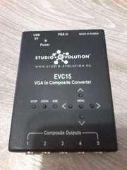 Конвертер видеосигнала для караоке