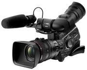 Проф.видео камера Canon XL H1A